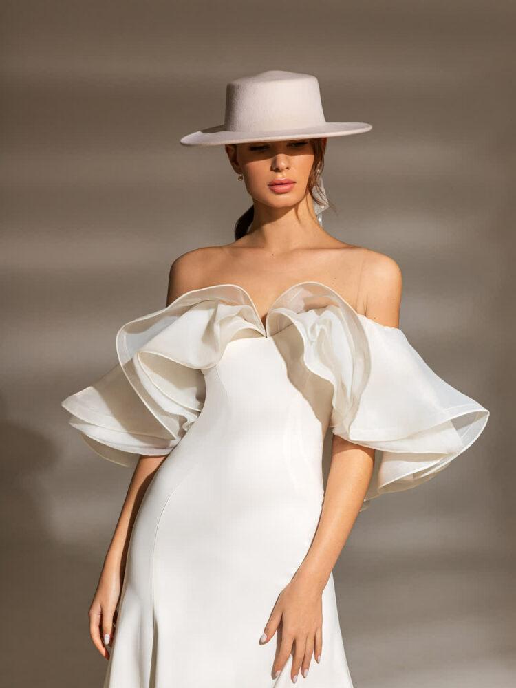 Abigail wedding dress to buy belgium